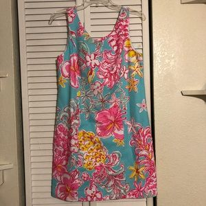 NWOT: Lilly Pulitzer Cathy Shift Dress, size 4